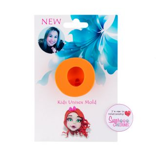 Sweet Revolutions by Domy Silicone Mould KIDS UNISEX HEAD