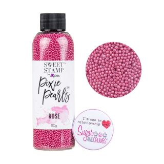 Sweet Stamp Pixie Pearls ROSE