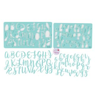 Sweet Stamp HANDWRITTEN Letters