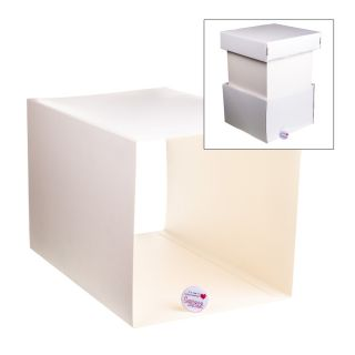 Cake Box EXTENSION 10x16 Inch