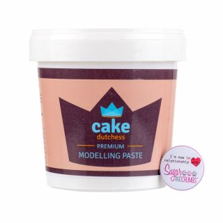Cake Dutchess Premium Modelling Paste WHITE 1Kg