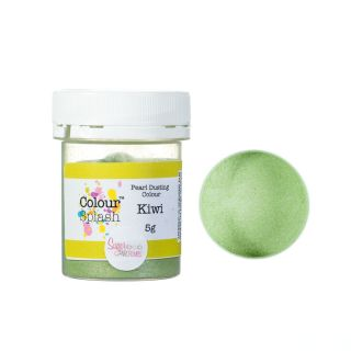 Colour Splash Dust PEARL KIWI 5g