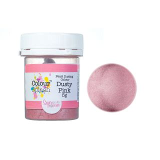 Colour Splash Dust PEARL DUSTY PINK 5g