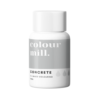 Colour Mill Oil Based Colouring CONCRETE 20ml