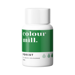 Colour Mill Oil Based Colouring FOREST 20ml