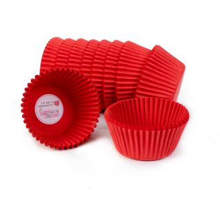 Culpitt Cupcake Cases RED Pack of 250