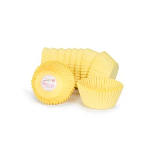 Culpitt Cupcake Cases YELLOW Pack of 250