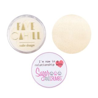 Faye Cahill Dust IVORY CHAMPAGNE 10ml Small Pot