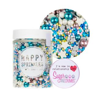 Happy Sprinkles COSMIC GALAXY Edible Sprinkles 90g.1
