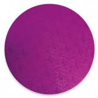 Cake Drum ROUND PINK Masonite 10 Inch