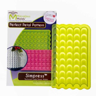 Marvelous Molds Simpress Mould PERFECT PETAL