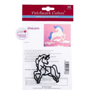 Patchwork Cutters UNICORN