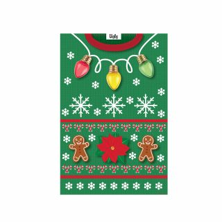 PhotoCake A4 Christmas jumper