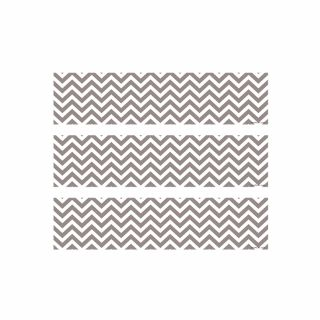 PhotoCake Strips GREY CHEVRON