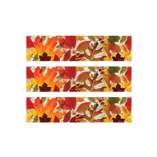 PhotoCake Strips HARVEST LEAVES