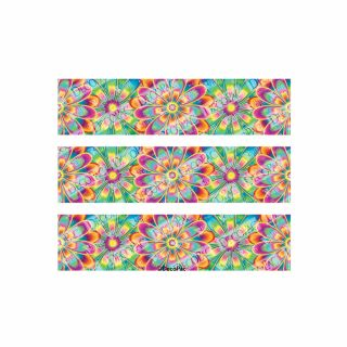 PhotoCake Strips KALEIDOSCOPE FLOWER