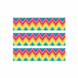 PhotoCake Strips RAINBOW ZIG ZAG