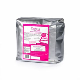 Sugar and Crumbs Natural Flavoured Icing Sugar RASPBERRY RIPPLE 2.5 KILOS
