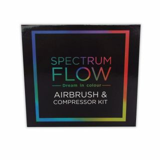SPECTRUM FLOW Airbrush Machine Kit