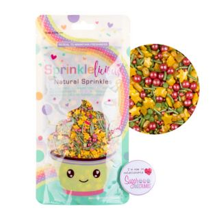 Sprinklelicious Pearlised CHRISTMAS MAGIC 100G