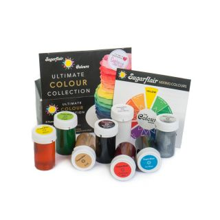 Sugarflair ULTIMATE Colour Collection