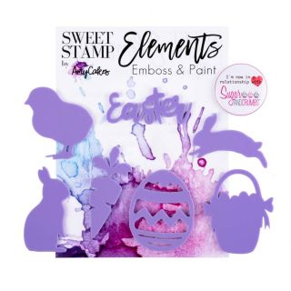 Sweet Stamp Elements HOPPY BUNNY