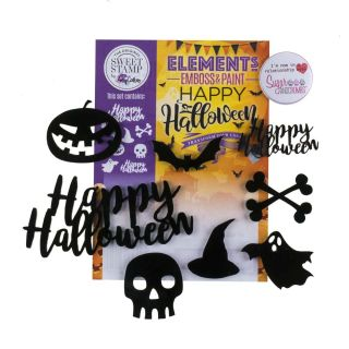 Sweet Stamp Elements HALLOWEEN