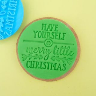 Sweet Stamp Have Yourself A Merry Little Christmas