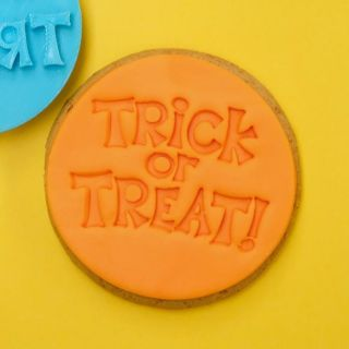 Sweet Stamp Trick Or Treat