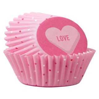 Wilton Cupcake Cases BE MINE Pack of 150