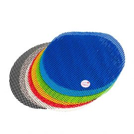Gripo Anti Slip Mat ROUND RANDOM COLOUR Pack of 1