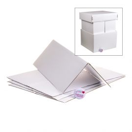 Cake Box EXTENSION CORNERS 10 Inch Pack of 4
