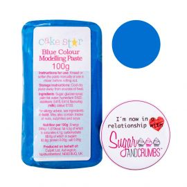 Cake Star Modelling Paste BLUE 100g