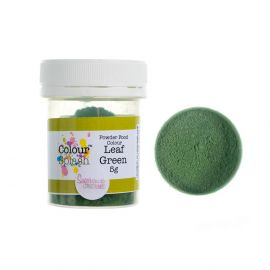Colour Splash Dust MATT LEAF GREEN 5g
