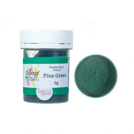 Colour Splash Dust MATT PINE GREEN 5g