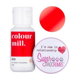 Colour Mill GEL Red 20ml