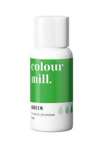 Colour Mill Oil Based Colouring GREEN 20ml
