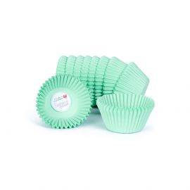 Culpitt Cupcake Cases GREEN Pack of 250