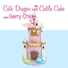 Cute Dragon and Castle with Gerry Chiu Online