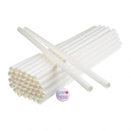 Poly-Dowels WHITE 16 INCH Pack 12
