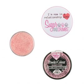 Rainbow Dust Matt Powder Colour DUSKY PINK