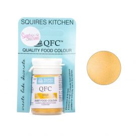 Squires Kitchen Dust LUSTRE GOLD