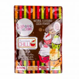 Sugar and Crumbs Cocoa Powder CHOCOLATE CHILLI 250g