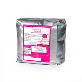 Sugar and Crumbs Natural Flavoured Icing Sugar WHITE CHOCOLATE AND RASPBERRY 2.5 KILOS
